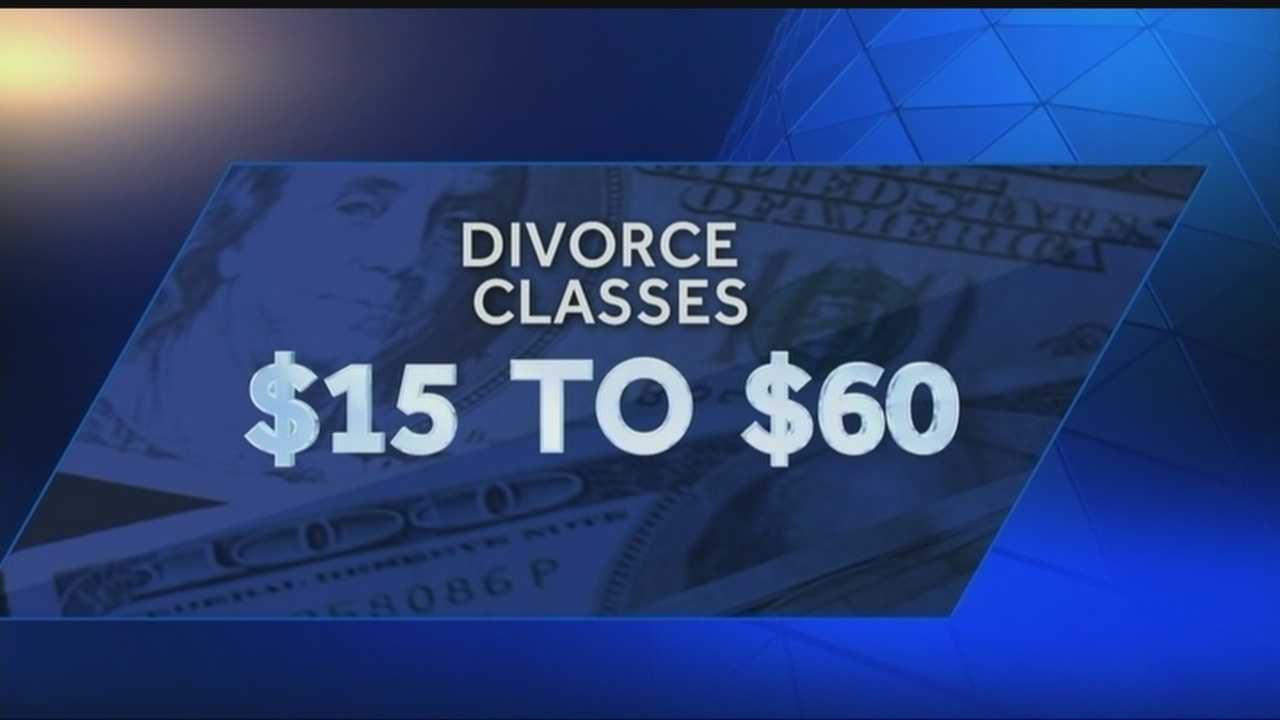 Oklahoma parents who have children younger than 18 will now have to pay for and attend a class before they can split.