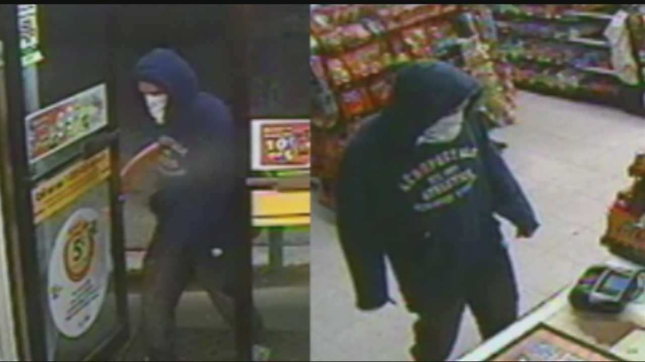 A rash of robberies in Shawnee have police asking for your help in identifying the suspect.