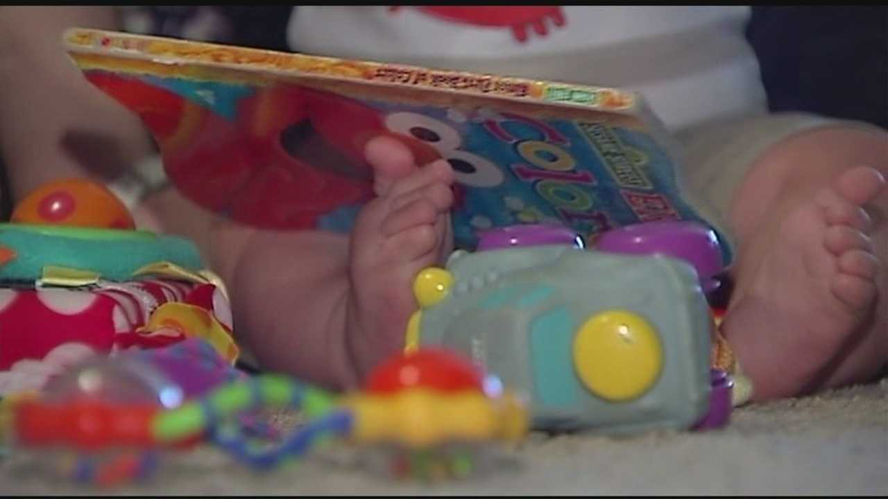 A proposed change for in-home daycare being evaluated.