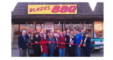 Blaze's BBQ 1 vote