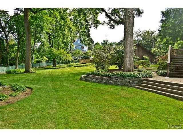 The lot is more than a third of an acre. O'Donnell is seeking $850,000 for this home.
