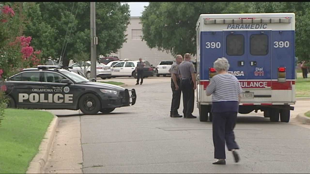 A bomb squad disabled grenades found in an employee area on Thursday afternoon.