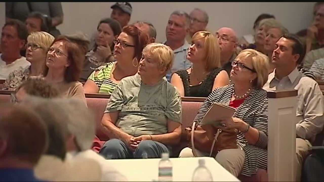 Residents are looking for the next steps after holding an Earthquake meeting on Thursday.