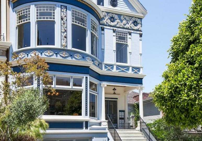 """2602 Pacific Avenue in San Francisco was built in 1889. This is its first time on the market in almost 20 years. """"Good houses don't trade often,"""" listing agent Malin Giddings of Coldwell Banker Residential Brokerage told Zillow Blog, """"because they're so hard to find."""""""