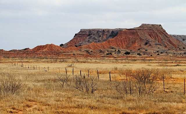 Located in Fairview, an hour west of Enid these mountains are great for hiking and picnicking.