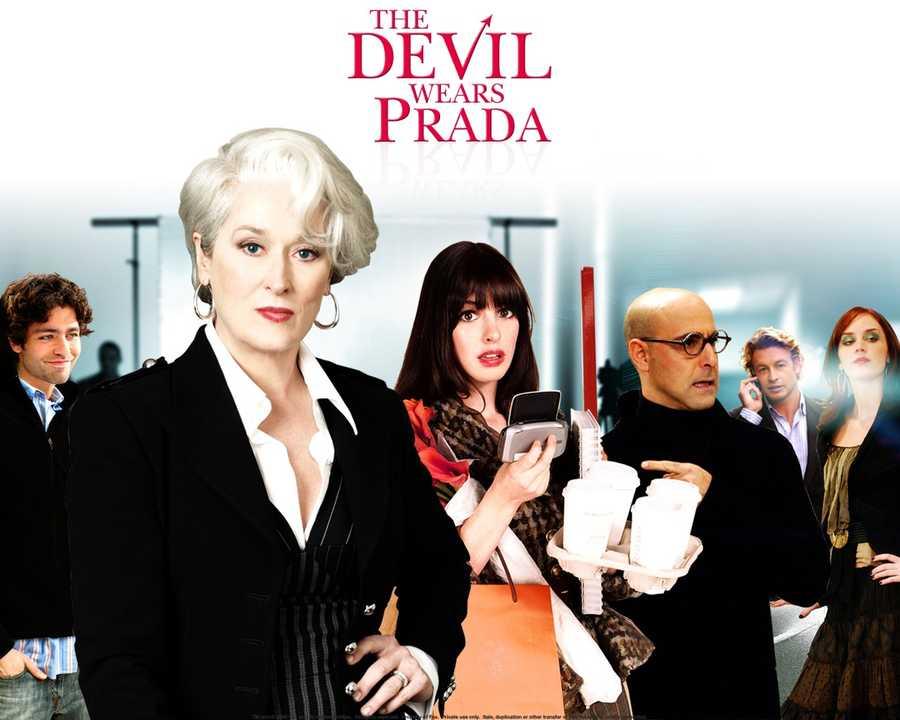 Abigail Ogle - The Devil Wears Prada