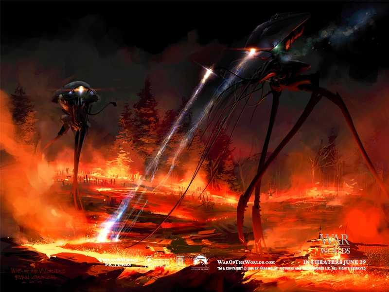 Brad Sowder - War of the Worlds