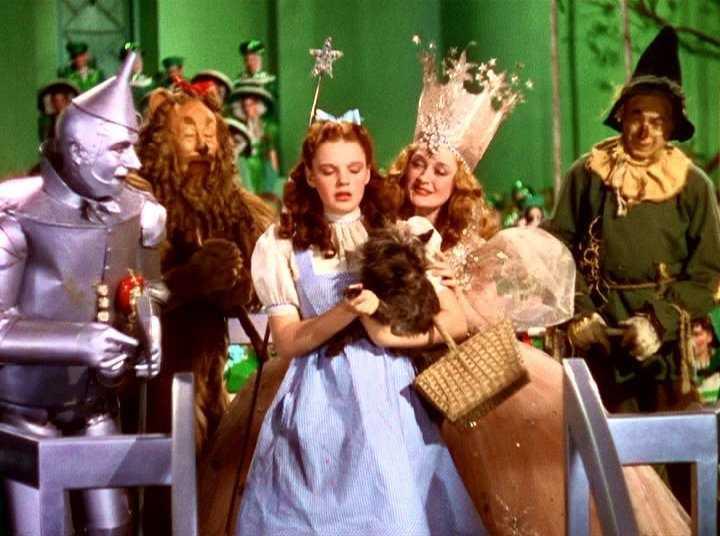 Katy Blakey - The Wizard of Oz
