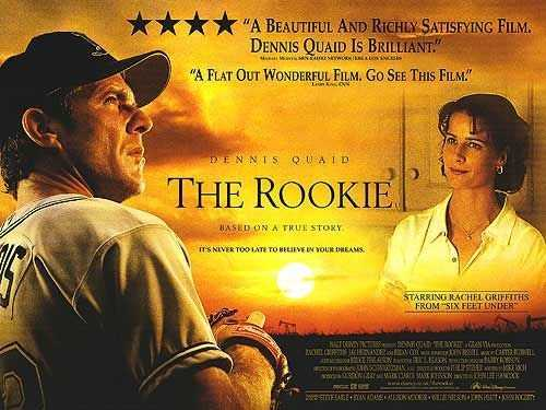 Rob Hughes - The Rookie