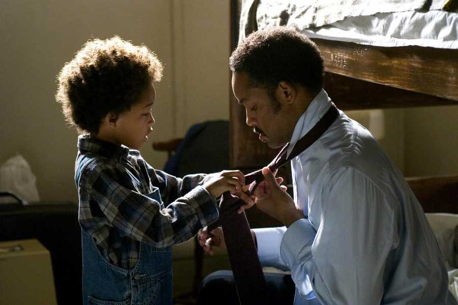 Rob Hughes - The Pursuit of Happyness