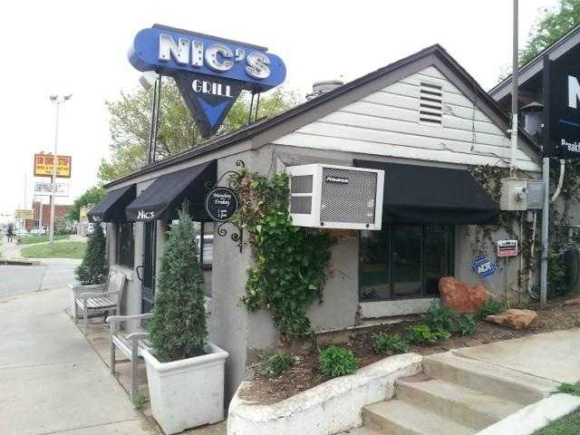 """2. Nic's Grill, Oklahoma City, Oklahoma5 out of 5 bubbles on TripAdvisor, 123 reviewsAt lunchtime, lines form far outside the door of this 16-seat sensation, where owner and chef Justin 'Nic' Nicholas dishes out massive hand-formed patties that are seared before finishing slowly on the griddle, resulting in a burger that's crispy on the outside with a tender and juicy middle. A TripAdvisor reviewer said, """"There's a line for a reason folks... it's GREAT!"""""""