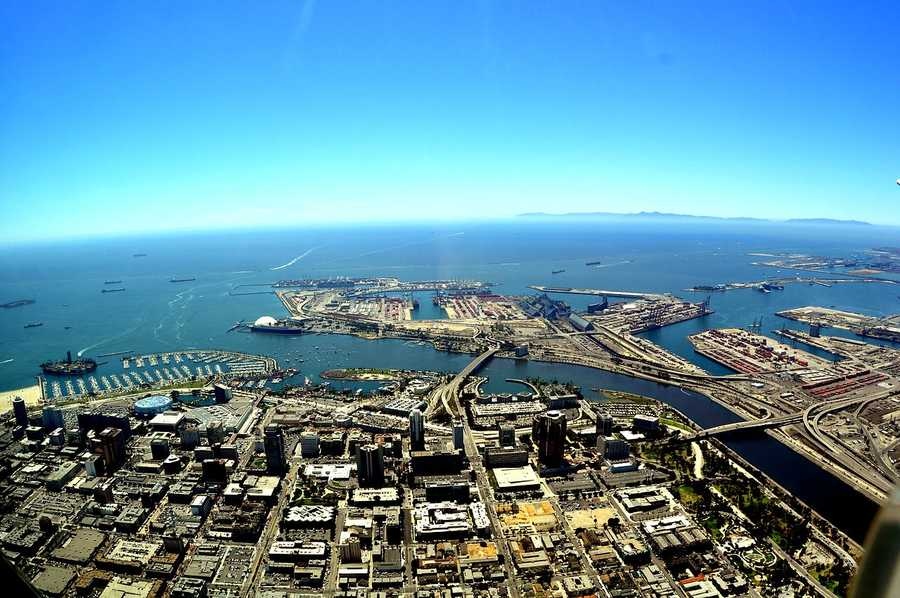 7. Long Beach being known for its long-standing tradition of capitalism ranked number seven. They ranked third in total spending on veterans, which was the best of any city in the top ten.