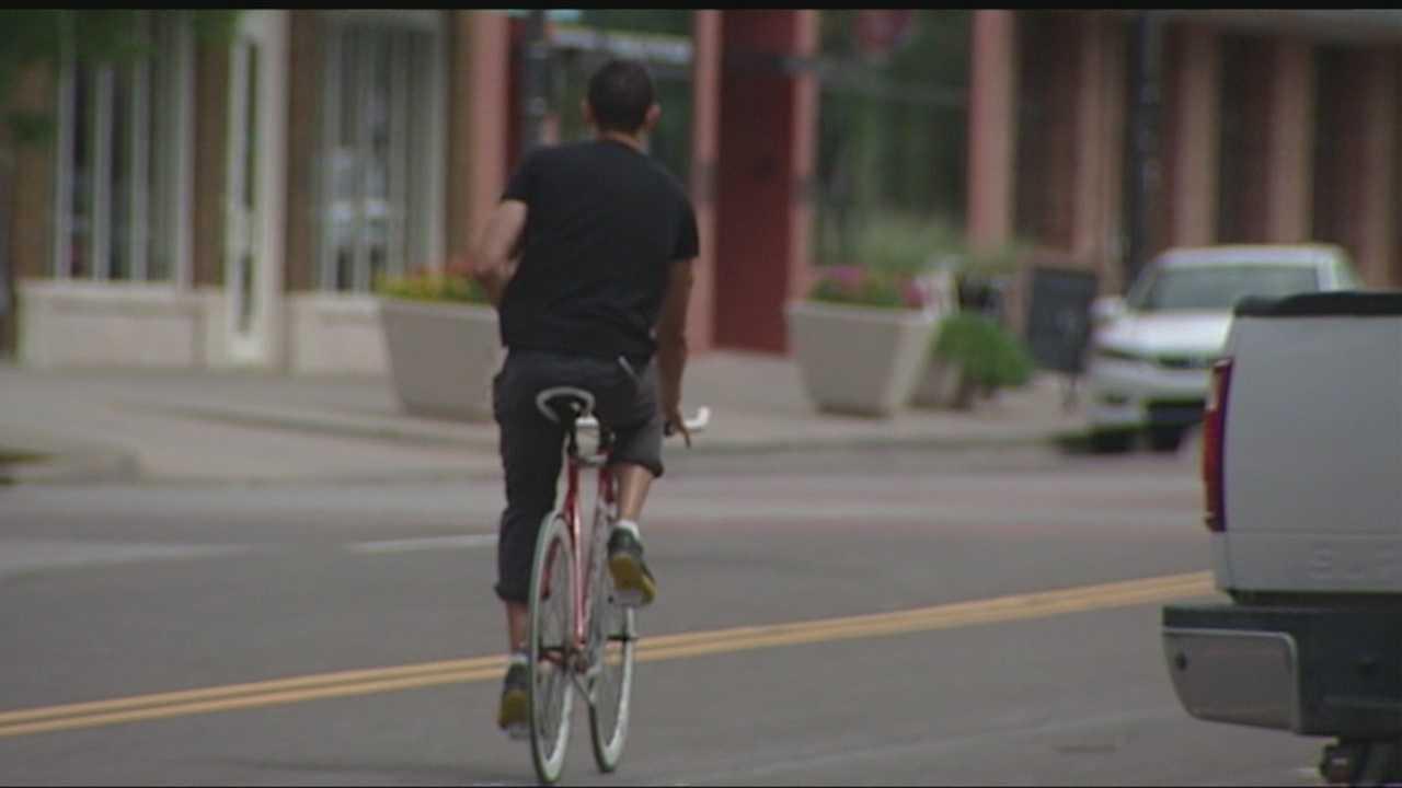 Bike lane project receives City Council approval
