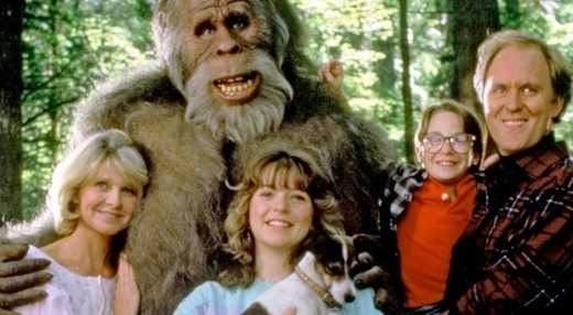 Dan Thomas - Harry and the Hendersons  (Katy Blakey says he stole this one from her!)