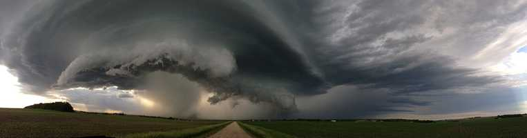 Panorama - 1st place: © KYLE G. HORST - Watertown, SD United States