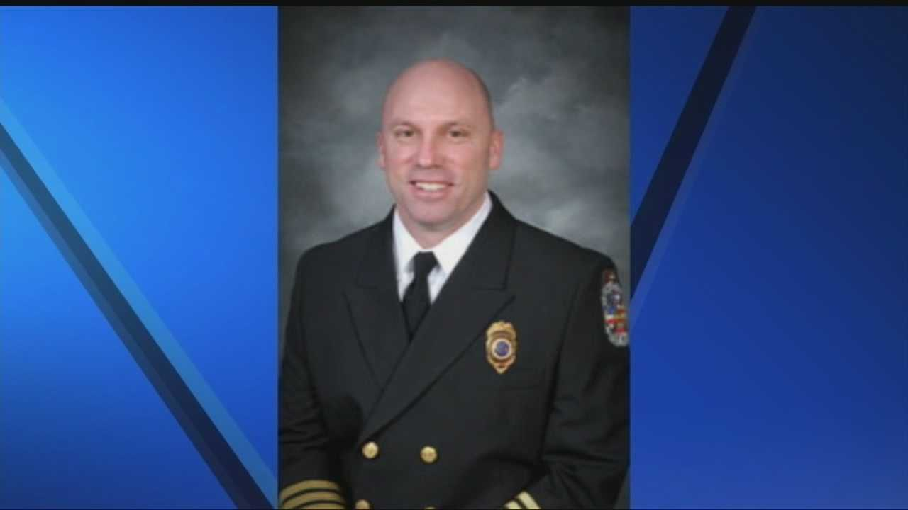 Edmond fire chief disciplined after several complaints