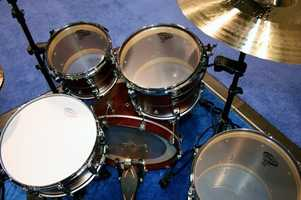 Percussive Musical Instrument: Drum