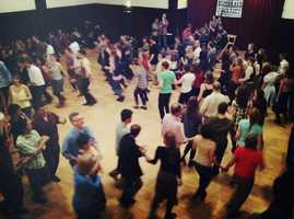 Folk Dance: Square Dance