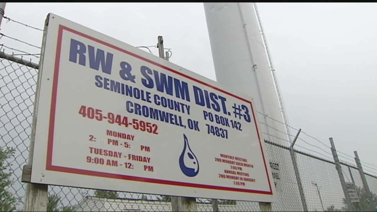 Cromwell residents have been told to boil their water over E. Coli concerns.