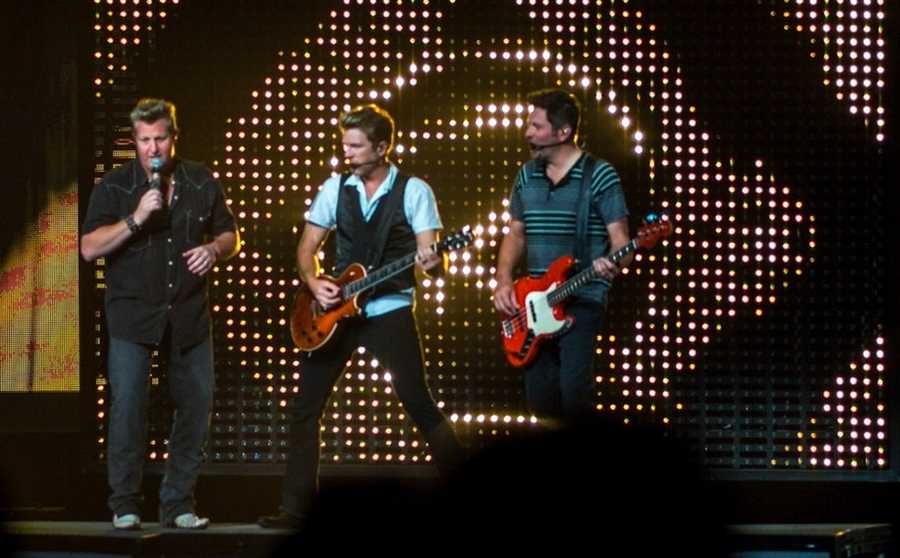 No. 8: Rascal Flatts, $27 millionForbes says: The band has moved more than 22 million albums since its 2000 debut&#x3B; this year, new album Rewind gave the group its first chart-topper since 2012.