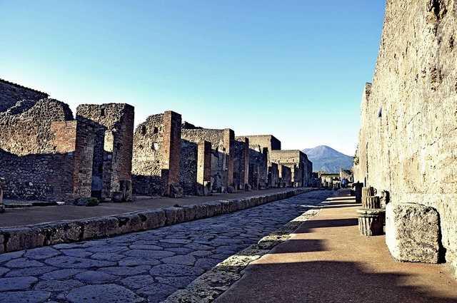 Aug. 24: Vesuvius Day
