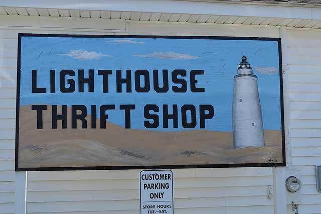 Aug. 17: National Thriftshop Day