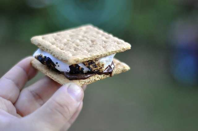 Aug. 10: National S'mores Day