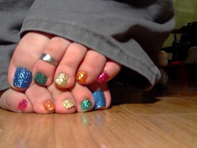Aug. 6: Wiggle your toes day