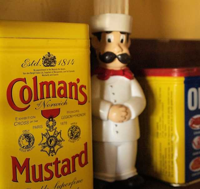 Aug. 2: National Mustard Day