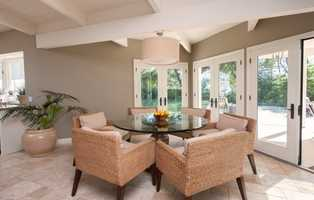 The price is not published, although Variety reports the couple is asking $7.5 million.