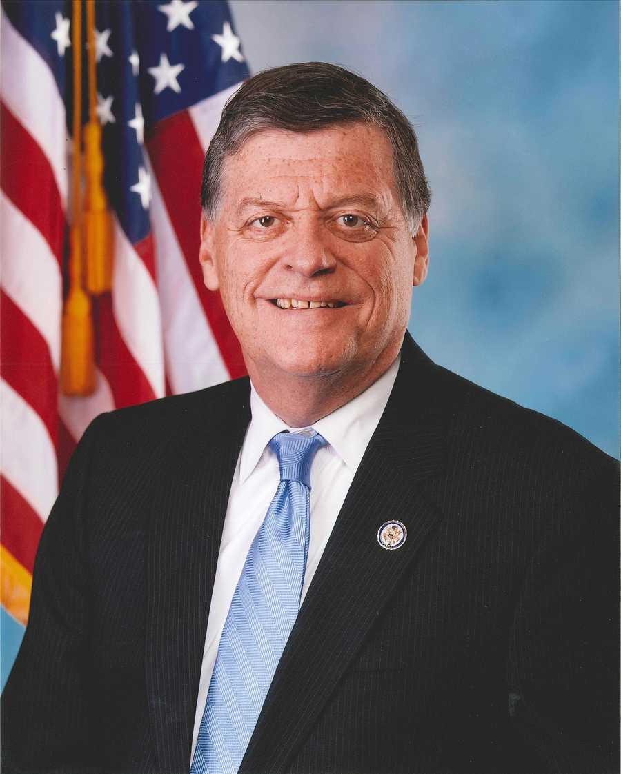 6. Rep. Tom Cole has 6.101 Twitter followers and 7,487 Facebook fans. He has an additional 9,269 Facebook fans on a second page.