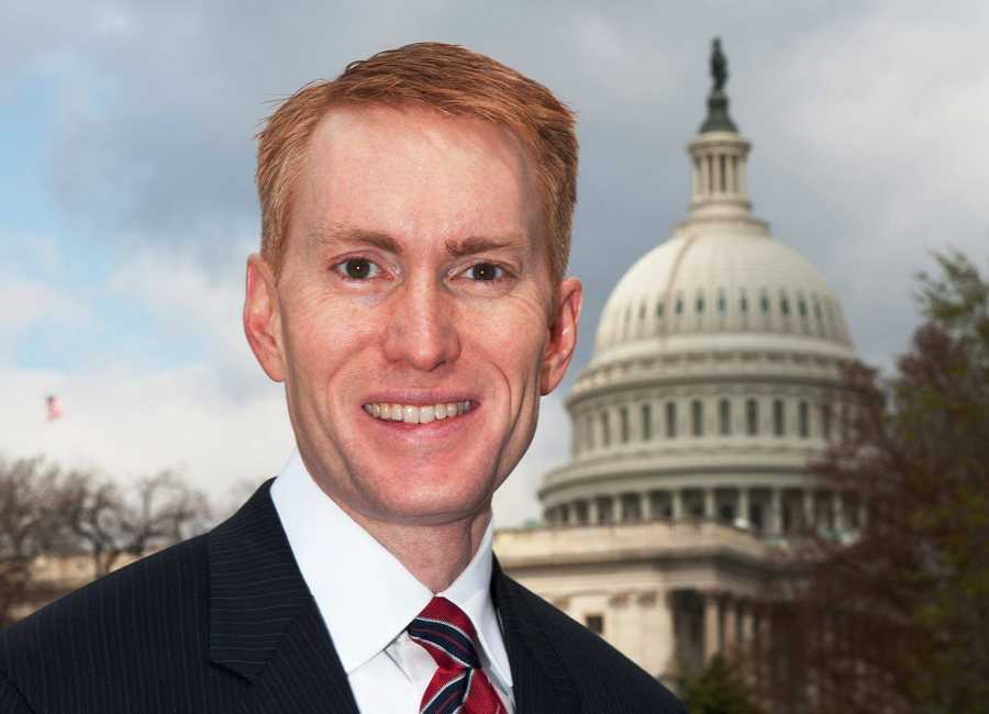5. Rep. James Lankford has 10,942 Twitter followers and 13,423 Facebook fans.