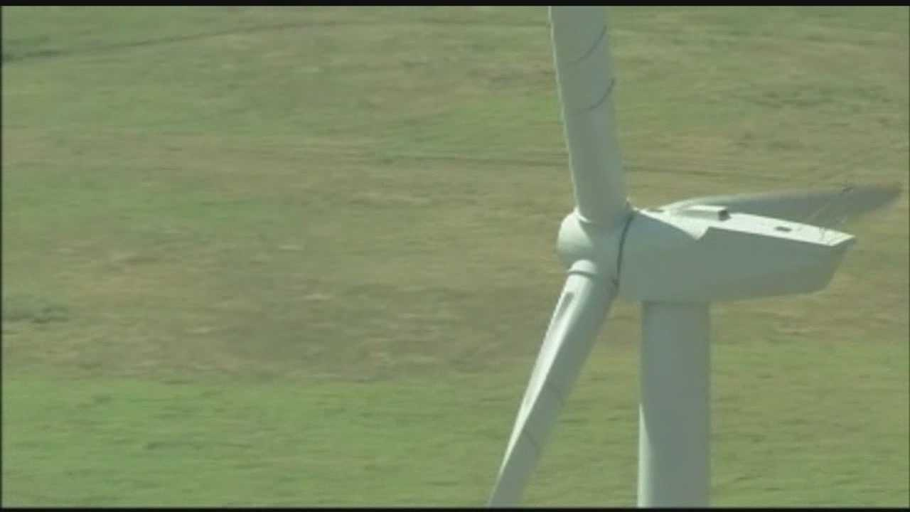 Residents upset about an area wind farm have filed a class action lawsuit against APEX Energy.