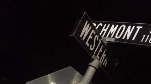 Nichols Hills Police Chief Richard Mask said a woman was robbed in the 1100 block of Larchmont Lane at 11 p.m. Wednesday.