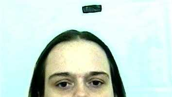 Darla Driskel mug shot in a 2005 arrest