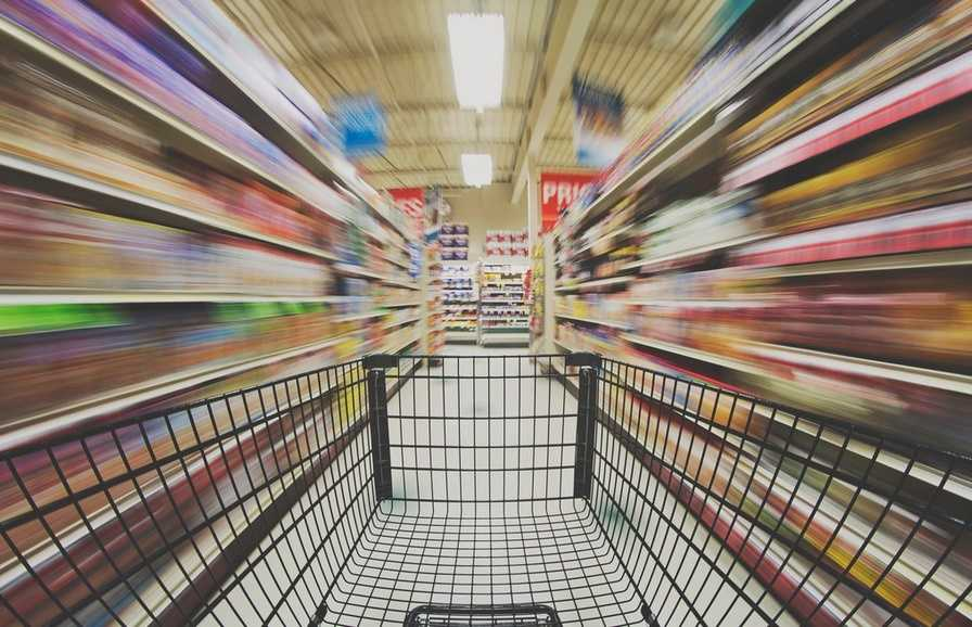 "The shopping cart was invented in Oklahoma by Sylvan Goldman, owner of the Piggly Wiggly supermarket chain in Oklahoma City. Goldman conceived of the ""folding basket carrier"" in 1937 after brainstorming ways for customers to carry their groceries."