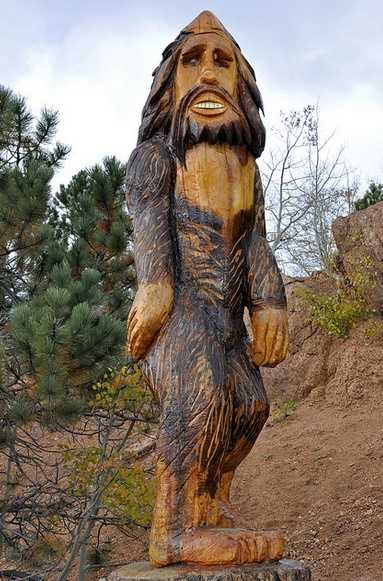 Due to frequent sightings, there is an annual Big Foot Festival in eastern Oklahoma near Ludlow.