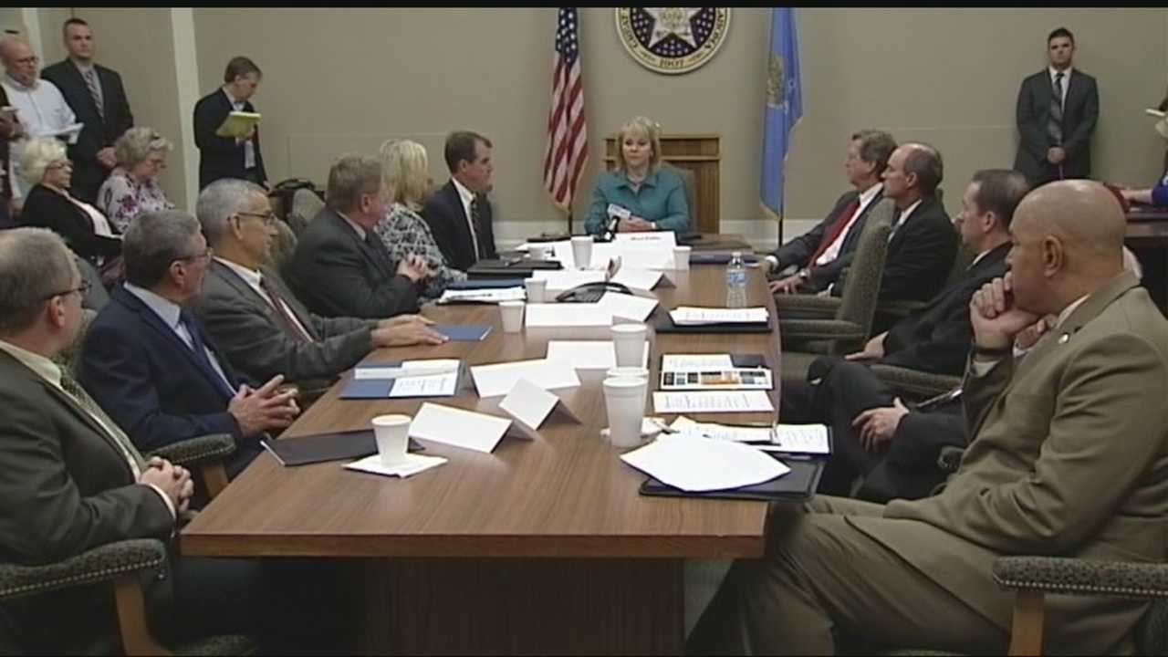 Governor Mary Fallin says Oklahoma is prepared for Ebola if a case should come to the state.