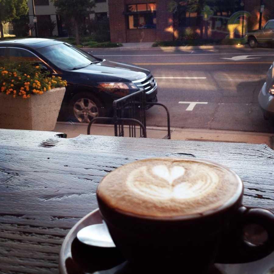 Oklahoma coffee shops