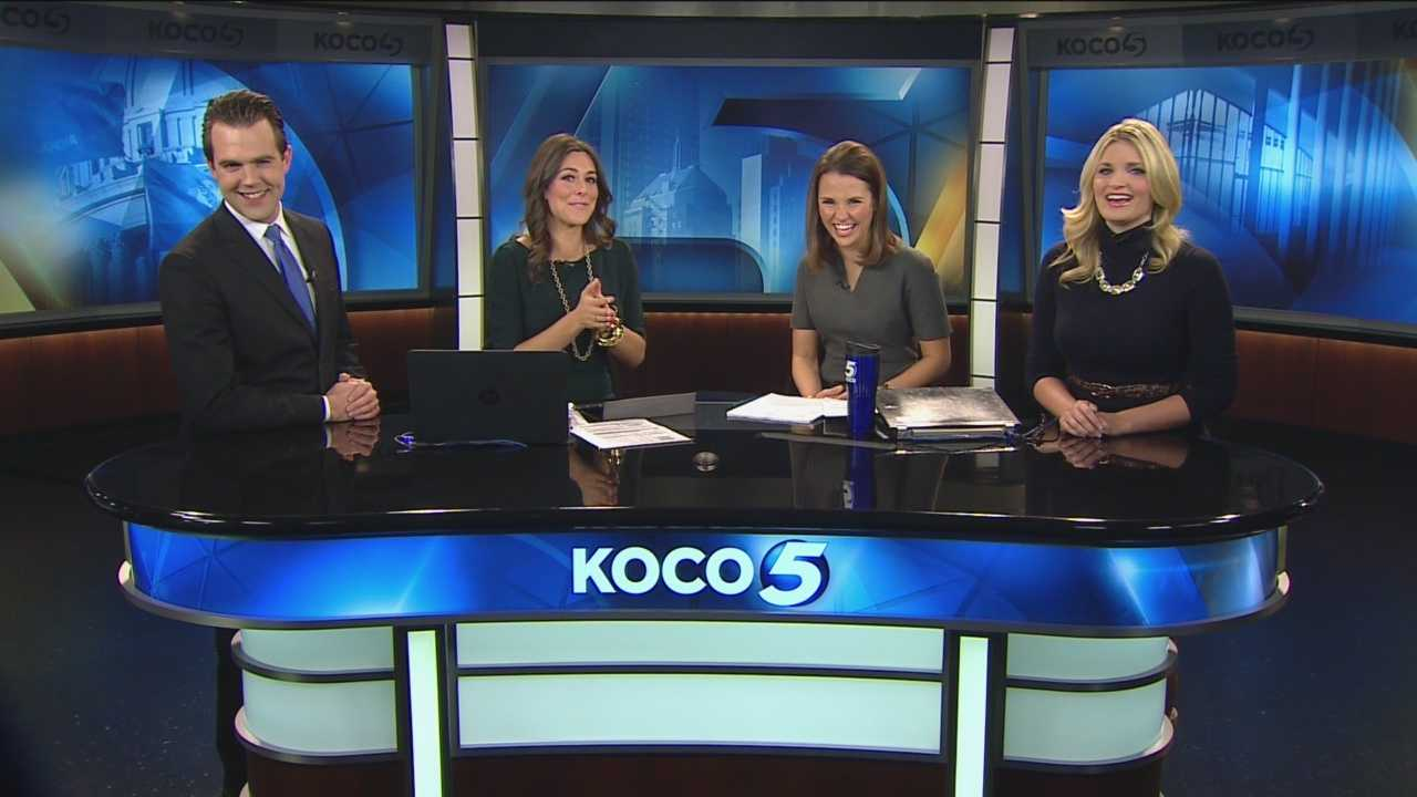 The KOCO 5 morning team shared a big announcement Tuesday morning.