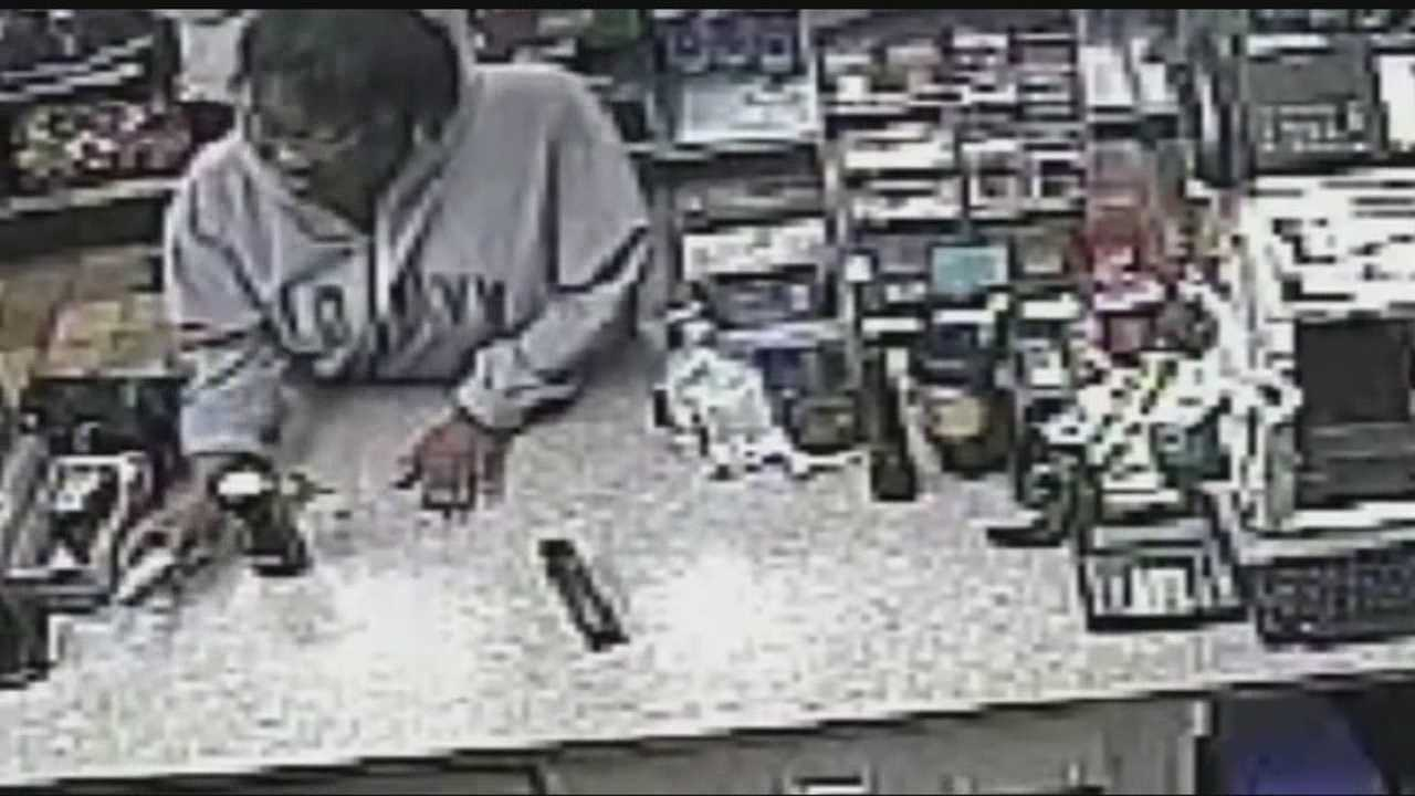 Police are looking for two women who robbed a Loves in Northeast Oklahoma City.