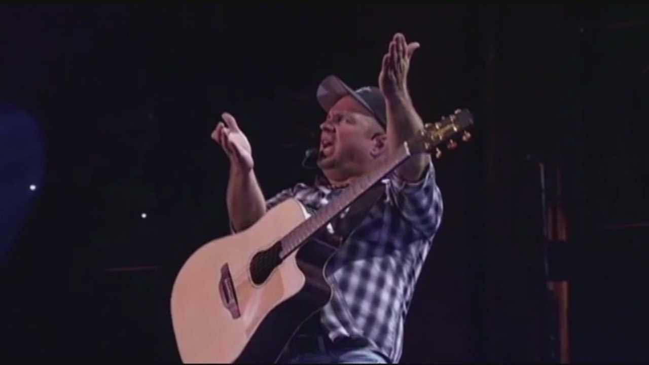 Fans took to social media with frustrations after Garth Brooks tickets went on sale Friday morning.
