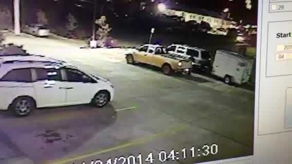 Thieves stole a trailer at an Oklahoma City hotel while a family was staying overnight on their way to a hunting trip.