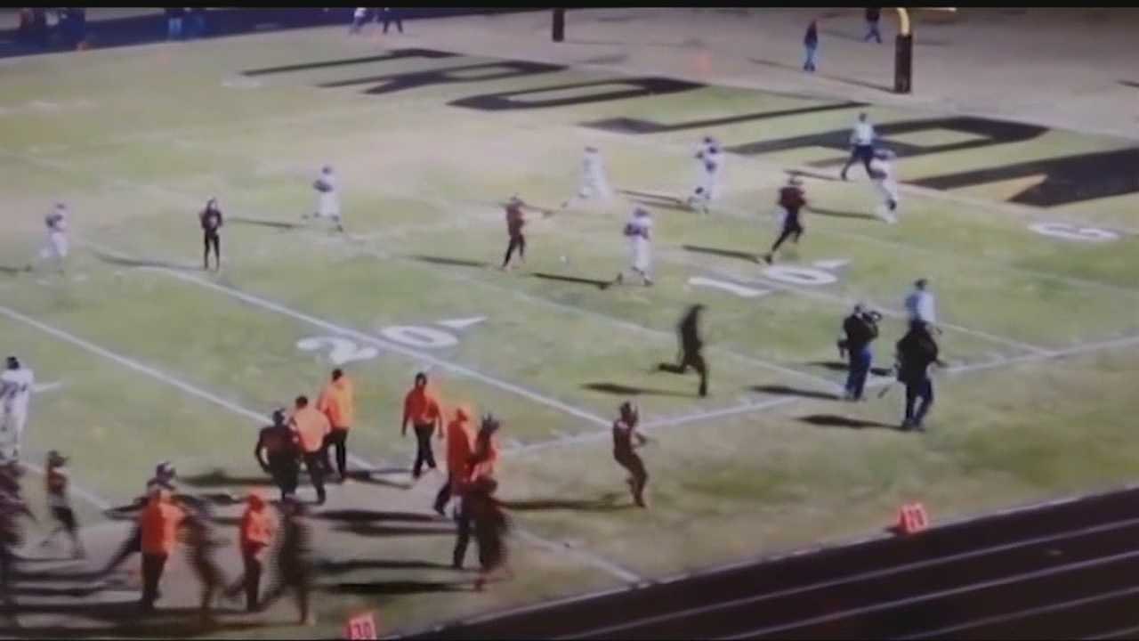 Douglass High School wants the last minute of a playoff game replayed after a controversial flag was thrown Friday night. OSSAA formally apologized to the school and said the call was wrong, but have not said the last minute would be replayed.