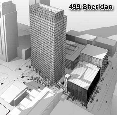 Several historic OKC buildings could be torn down to make way for a new skyscraper in the city.