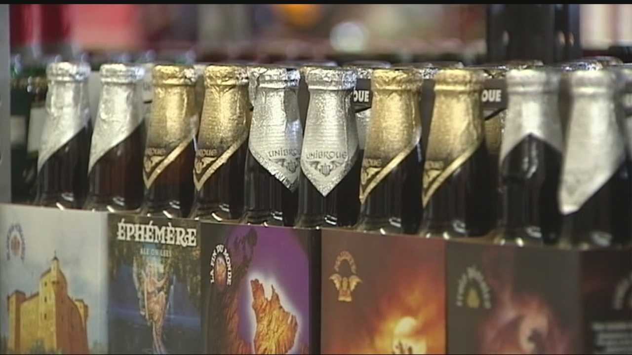 A state lawmaker is pushing for the legalization of the sale of cold high-point beer at liquor stores.