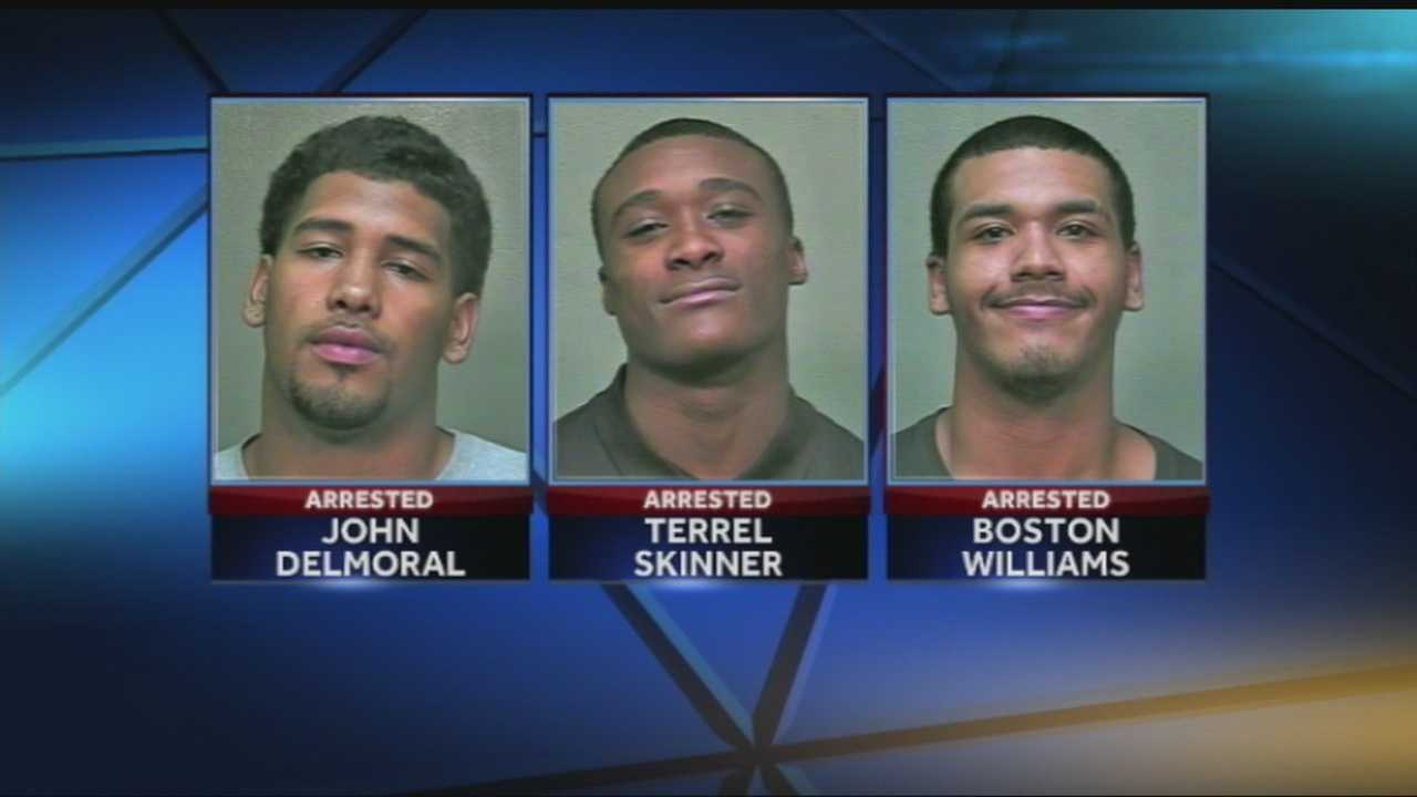 Three Westmoore football players are facing rape charges after a lengthy investigation by Oklahoma City police.
