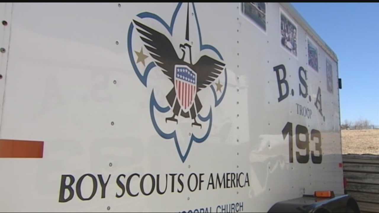 The Last Frontier Council is sending out advisories for Oklahoma Boy Scout troops after multiple troops' trailers and equipment have been stolen during the past few weeks.