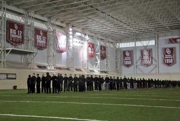 Photo from Oklahoma Football