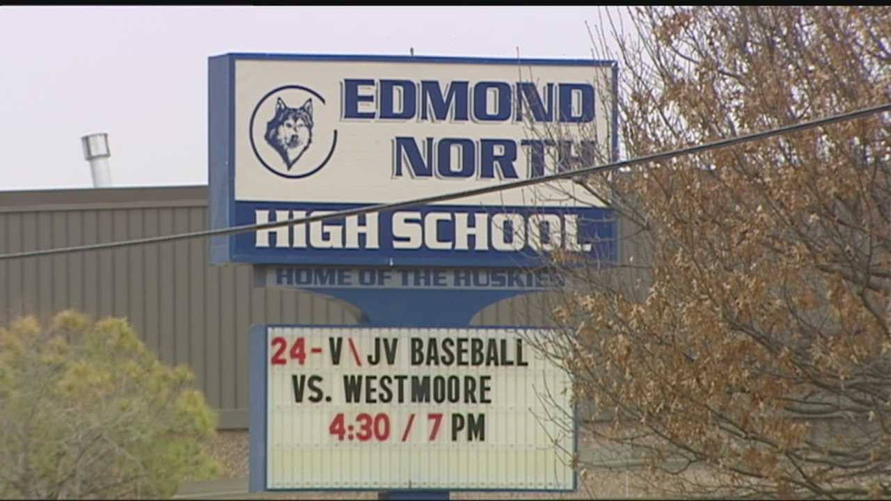 "Authorities say they derailed what they're calling a ""massive casualty plot"" at Edmond North High School."